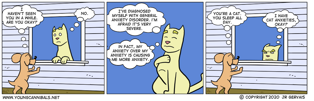 Anxiety Sucks